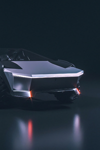 Tesla Cybertruck 4k2019