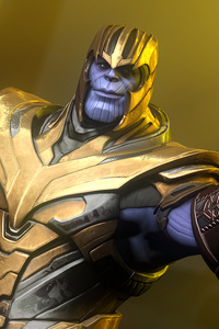 Thanos 4k 2018