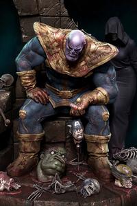 Thanos 4k 2020 Art