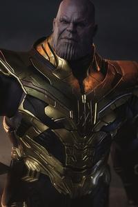 Thanos 4k 2020