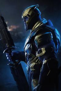 1242x2688 Thanos 4knew 2020