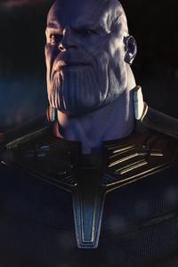 1080x2280 Thanos 5k 2020