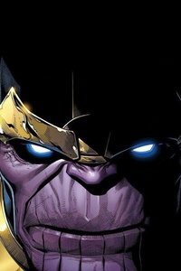 Thanos 5k Art