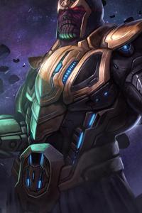 Thanos Artwoks