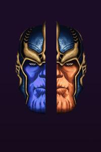 Thanos Artwork HD