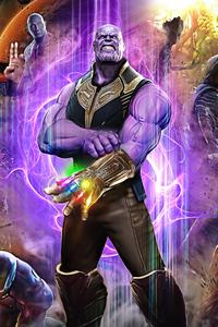 Thanos Avengers 2020 4k