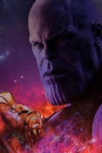 Thanos Avengers 4 8k