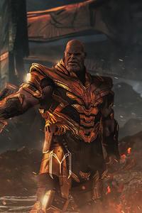 Thanos Avengers Endgame 2020