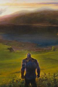 Thanos Avengers Endgame Empire Magazine