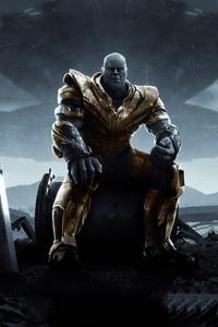 Thanos Avengers Endgame New