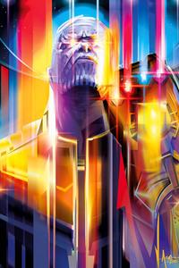 Thanos Avengers Infinity War 2018 Empire