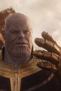 Thanos Avengers Infinity War 2018
