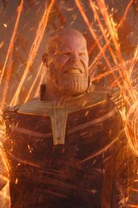 Thanos Avengers Infinity War Movie