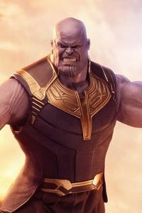 Thanos Avengers New