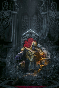 Thanos Black Souls