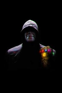 Thanos Caped