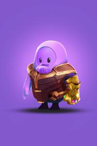 Thanos Fall Guys