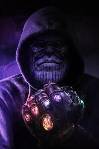 Thanos Fanart