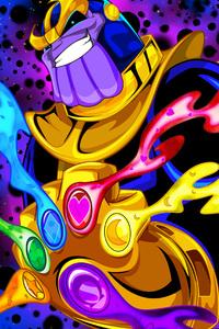 Thanos Feeling Lucky