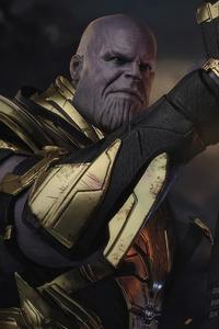 Thanos Helmet 4k