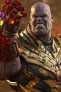 Thanos I Am Inevitable
