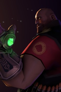 Thanos Infinity Gauntlet Fortnite Artwork