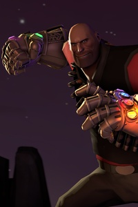 Thanos Infinity Gauntlet Fortnite Cosmic Punch