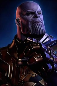 Thanos Infinity Gauntlet Stone