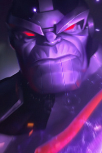 1080x2160 Thanos Marvel Contest Of Champions