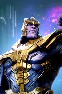 320x480 Thanos Marvel Future Revolution 2022