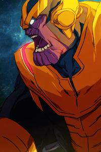 Thanos New Artwork