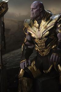 Thanos Sword Helmet