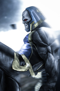 Thanos Vs Darkseid