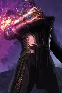 Thanos Vs Doctor Strange