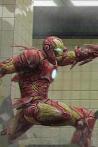 Thanos Vs Iron Man Avengers Infinity War