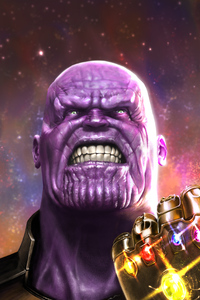Thanos When I Am Done