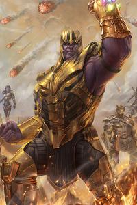 750x1334 Thanos Wins