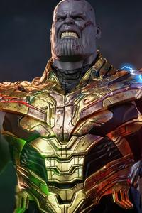 320x568 Thanos World Is Mine