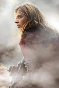 1080x2280 The 5th Wave Movie