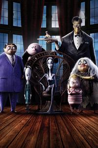 The Addams Family 8k Movie 2019