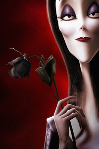 750x1334 The Addams Family