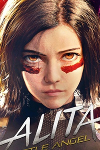 The Alita Battle Angel 4k