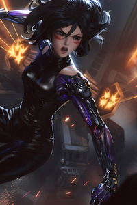 The Alita Battle Angel Newart