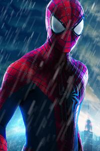 540x960 The Amazing Spider Man Closeup