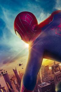 720x1280 The Amazing Spiderman 3 4k