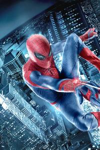 The Amazing Spiderman 8k