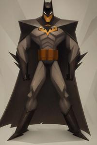 The Angry Batman