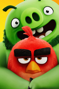 The Angry Birds Movie 2 2019 5k New