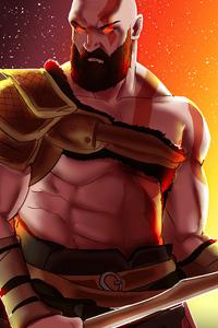 540x960 The Angry Kratos