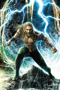 540x960 The Aquaman 4k